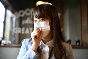 ウイルスや菌、季節のアレルギーを除去する二酸化塩素